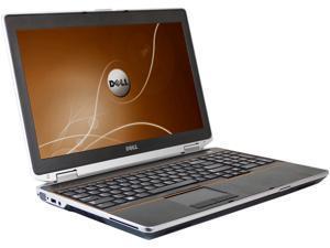 """DELL Laptop Latitude E6520 Intel Core i5 2520M (2.50 GHz) 6 GB Memory 320 GB HDD Intel HD Graphics 3000 15.6"""" Windows 7 Home Premium 64-Bit"""