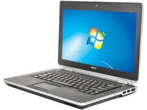 "DELL Laptop Latitude E6430 Intel Core i5 3320M (2.60 GHz) 8 GB Memory 256 GB SSD Intel HD Graphics 4000 14.0"" Windows 7 Professional 64-Bit"