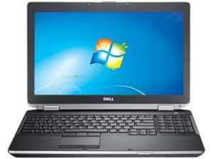 DELL Latitude E6530 Notebook Intel Core i7 3540M (3.00GHz) 4GB Memory 500GB HDD NVIDIA NVS 5200M + Intel HD Grapgics 4000 ...