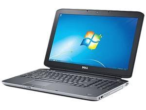 "DELL Latitude E5530 Notebook Intel Core i7 3540M (3.00GHz) 4GB Memory 500GB HDD Intel HD Graphics 4000 15.6"" Windows 7 Professional"