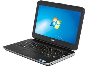 "DELL Latitude E5430 (469-4311) Intel Core i3-3120M 2.5GHz 14.0"" Windows 7 Professional 64-Bit Notebook"