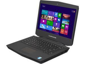 "DELL Alienware 14 (ALW14-2812sLV) Gaming Laptop Intel Core i7-4700MQ 2.4GHz 14.0"" Windows 8"
