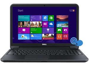 """DELL Inspiron 15 (i15RVT-13287BLK) 15.6"""" Windows 8 Notebook"""