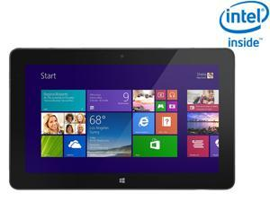 "DELL Pro 11i Ultrabook / Tablet PC (2in1) - Core i5 4GB RAM 128GB 10.8"" Touchscreen Windows 8.1 (Pro11i-8182BLK)"