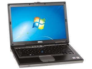 "DELL Laptop D630 Intel Core 2 Duo 2.0GHz 2 GB Memory 80 GB HDD Integrated Graphics 14.0"" Windows 7 Home Premium"