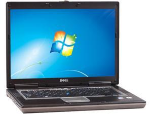 "DELL D820 Notebook Intel Core Duo 1.83GHz 2GB Memory 80GB HDD Integrated Graphics 15.5"" Windows 7 Home Premium"