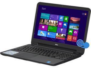 "DELL Inspiron i15RVT-13333BLK 15.6"" Windows 8.1 (64Bit) Laptop"