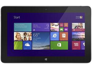 "Dell Venue 11 Pro Tablet PC - 10.8"" - In-plane Switching (IPS) Technology - Intel Core i5 i5-4300Y 1.60 GHz - Black"