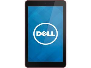 "DELL Venue 8 Pro Ven8-2001RED 32GB eMMC 8.0"" Tablet"