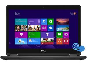 "DELL Latitude E7440 (462-4181) Intel Core i7 4600U (2.10GHz) 8GB Memory 256GB SSD 14"" Touchscreen Ultrabook Windows 8.1 Pro ..."