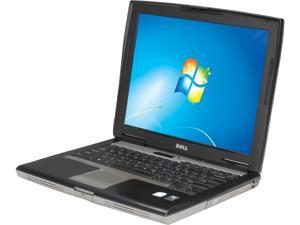 "Dell Latitude D520 14.1"" Gray Laptop - Intel Core 2 Duo T5500 1.66GHz 2GB SODIMM DDR2 SATA 2.5"" 80GB Windows 7 Home Premium 32-Bit"