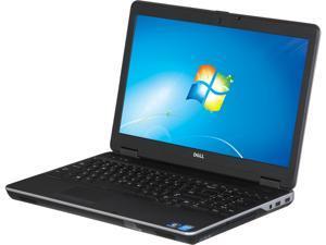 "DELL Laptop Latitude E6540 Intel Core i5 4300M (2.60 GHz) 4 GB Memory 320 GB HDD AMD Radeon HD 8790M 15.6"" Windows 7 Professional 64-Bit"
