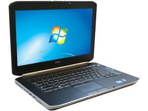 "DELL E5420 Notebook Intel Core i5 2.50 GHz 4GB Memory 320GB HDD 14.0"" Windows 7 Professional 64-Bit"