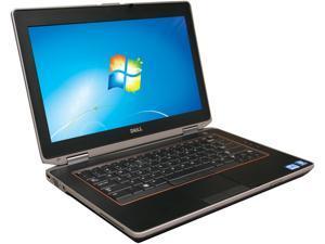"""DELL E6420 Notebook Intel Core i5 2.3GHz 4GB Memory 128GB SSD 14.0"""" Windows 7 Professional 64-Bit"""
