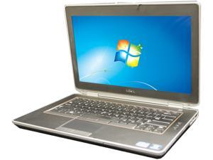"DELL E6420 Notebook Intel Core i5 2.50 GHz 4GB Memory 320GB HDD 14.0"" Windows 7 Professional"