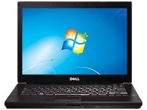 """DELL Laptop E6410-4GB-500GB-W7P Intel Core i5 2.40 GHz 4 GB Memory 500 GB HDD 14.0"""" Windows 7 Professional"""