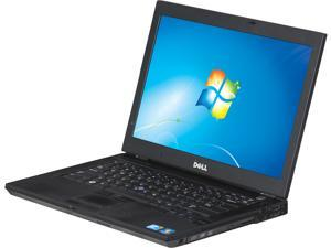 "Dell E6400 [Grade A Recertified] 14"" Notebook with Intel Core 2 Duo 2.66Ghz, 4GB DDR3 RAM, 120GB HDD, DVD DRIVE, Firewire, eSATA, Windows 7 64-Bit"