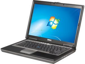 "Dell Latitude D620 [Microsoft Authorized Recertified] 14.1"" Widescreen Notebook with Intel Dual Core 1.66Ghz, 2GB RAM, 80GB HDD, DVDRW, Windows 7 Professional 32 Bit"
