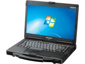 "Panasonic Toughbook CF-53SALZYLM Notebook Intel Core i5 3340M (2.7GHz) 4GB Memory 500GB HDD Intel HD Graphics 4000 14.0"" ..."
