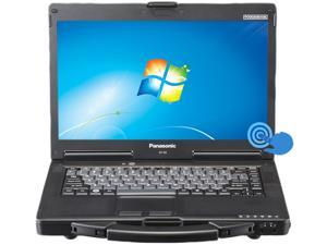 "Panasonic Toughbook CF-53SSLZK1M Notebook Intel Core i5 3340M (2.7GHz) 4GB Memory 500GB HDD Intel HD Graphics 4000 14.0"" ..."
