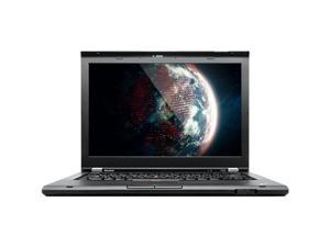 """ThinkPad Laptop T Series T430s (2355HFU) Intel Core i5 3320M (2.60 GHz) 4 GB Memory 128 GB SSD Intel HD Graphics 4000 14.0"""" Windows 7 Professional 64-bit"""