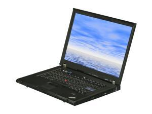 "ThinkPad T Series T61 Intel Core 2 Duo 2.4GHz 14.1"" Windows XP Professional Notebook"