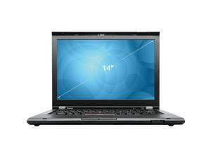 """Lenovo ThinkPad T430 2342-38U 14"""" LED Notebook - Core i5 i5-3320M 2.6GHz - Black"""