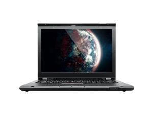 "Lenovo ThinkPad T430s 23532LU 14"" LED Notebook - Core i5 i5-3320M 2.6GHz - Black"