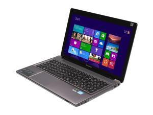 "Lenovo IdeaPad Z580 (59347636) Intel Core i5-3210M 2.5GHz 15.6"" Windows 8 Notebook"