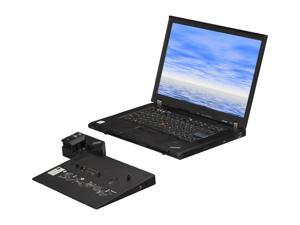 "ThinkPad T61/2.0/2G/80G/XPP/DOCK Intel Core 2 Duo 2.0GHz 14.1"" Windows XP Professional Notebook"
