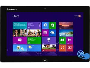 "Lenovo IdeaTab Lynx K3011 (59343251) Intel Atom Z2760 11.6"" 2GB 64GB SSD Tablet - Windows 8 - Gray"