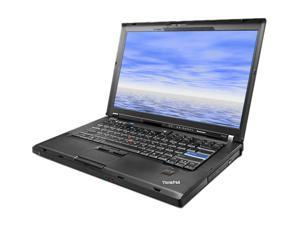 "Lenovo R400 Intel Core 2 Duo 2.26GHz 14.0"" Windows XP Professional Notebook"