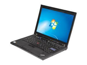 "Lenovo T400 14.0"" Windows 7 Home Premium Laptop"