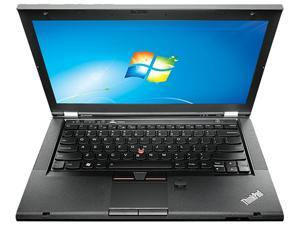 "ThinkPad T Series T430 (2349G7U) Intel Core i7 3520M 2.9 GHz 14.0"" Windows 7 Professional 64-bit Notebook"
