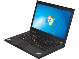 """ThinkPad T Series T430s (23539WU) Intel Core i7-3520M 2.9GHz 14.0"""" Windows 7 Professional 64-Bit Notebook"""