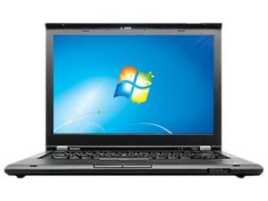 "ThinkPad T Series T430s (23539LU) Intel Core i5-3320M 2.6 GHz 14.0"" Windows 7 Professional Notebook"