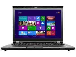 "ThinkPad T Series T430 (23446SU) Intel Core i5-3320M 2.6 GHz 14.0"" Windows 8 Pro 64-bit Notebook"