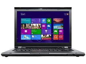 "ThinkPad T430s (23536HU) Intel Core i7-3520M 2.9GHz 14.0"" Windows 8 Notebook"