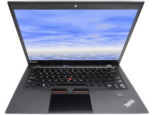 "ThinkPad X1 Carbon (3444BAU) Intel Core i5 8GB Memory 180GB SSD 14"" Ultrabook Windows 7 Professional 64-bit"