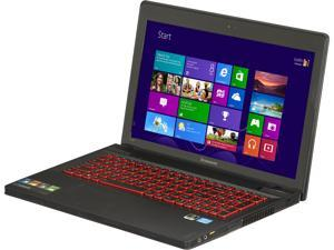 "Lenovo IdeaPad Y500 (59359560) Gaming Laptop Intel Core i5-3230M 2.6GHz 15.6"" Windows 8"
