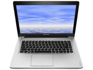 "lenovo IdeaPad U410 (59359210) 14"" Ultrabook Graphite Gray"