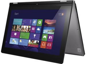 "Lenovo IdeaPad Yoga 13 Intel Core i3 4GB 128GB SSD HDD 13.3"" HD+ Touchscreen 2-in-1 Ultrabook/Tablet (59359568)"
