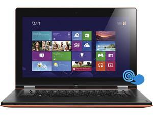 "Lenovo IdeaPad Yoga 13 (59367091) Intel Core i5 4GB Memory 128GB SSD 13.3"" Touchscreen Ultrabook Windows 8"