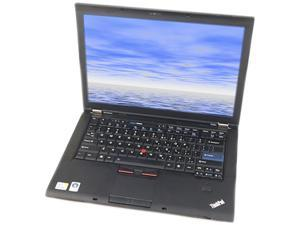 "ThinkPad T Series T400 Intel Core 2 Duo P8400 2.26GHz 14.0"" Windows 7 Professional 64-Bit Notebook"