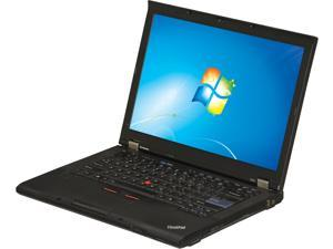 "ThinkPad T Series T410 Intel Core i5 2.4GHz 14.1"" Windows 7 Professional Notebook"