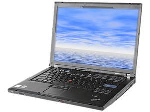 "ThinkPad T Series T61 7661-WFK Intel Core 2 Duo T7300 2.0GHz 14.1"" Windows 7 Home Premium Notebook"