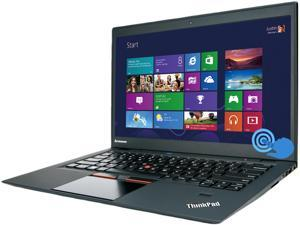 "Lenovo ThinkPad X1 Carbon Ultrabook-  Intel Core i7 8GB RAM 256GB SSD 14"" LED Touchscreen Windows 8 Pro (3448C6U) - Black"