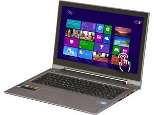 "Lenovo Laptop IdeaPad S500 (59371478) Intel Core i3 3rd Gen 3227U (1.90 GHz) 4 GB Memory 500 GB HDD Intel HD Graphics 4000 15.6"" Touchscreen Windows 8"