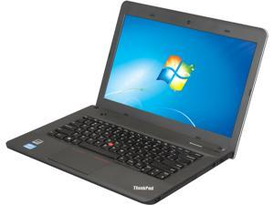 "ThinkPad Edge E431 (62775GU) Intel Core i3-2348M 2.3GHz 14.0"" Windows 7 Professional 64-Bit Notebook"