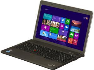 "ThinkPad Edge E531 (68855YU) Intel Core i3-2348M 2.3GHz 15.6"" Windows 7 Professional 64-Bit Notebook"
